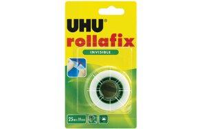 CELLO UHU ROLLAFIX 19mm x 25m INVISIBLE